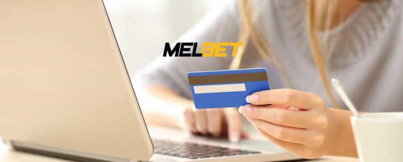 пополнить счет в Мелбет